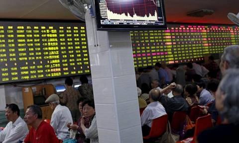 Χρηματιστήρια: Φρενίτιδα... πανικού στην Κίνα