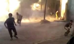Ο συριακός στρατός κατέλαβε στρατηγική πόλη στην επαρχία Ντέρα