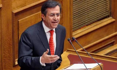 Παρέμβαση Νικολόπουλου στη Βουλή για τα ζητήματα των αστυνομικών