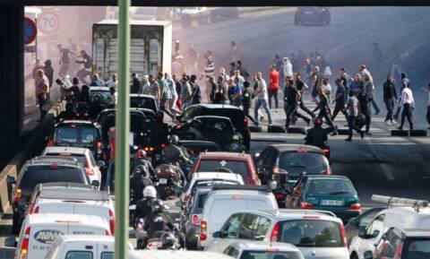 «Μπλακ άουτ» στο Παρίσι από τις κινητοποιήσεις!