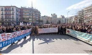 Θεσσαλονίκη: Δυναμική κινητοποίηση των επιστημονικών φορέων κατά του ασφαλιστικού