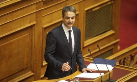 Βουλή- Ασφαλιστικό – Μητσοτάκης: Το ασφαλιστικό ήταν βιώσιμο ως το 2060, όμως ήρθατε εσείς