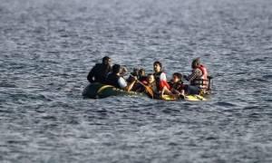Λέσβος: Χιλιάδες μετανάστες συρρέουν στο νησί παρά το χιονιά
