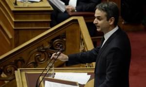 Βουλή – Ασφαλιστικό: Η πρόταση του Κυριάκου Μητσοτάκη για τις συντάξεις
