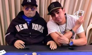 Το πόκερ του θανάτου: Έπαιξε μια τελευταία παρτίδα… νεκρός! (videos)