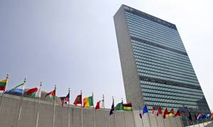 Εκκενώθηκε κτίριο του ΟΗΕ λόγω «ύποπτου δέματος»