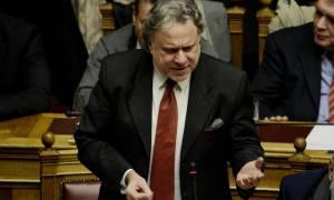 Βουλή - Επιμένει ο Κατρούγκαλος: Το ασφαλιστικό ευνοεί τους αδύναμους