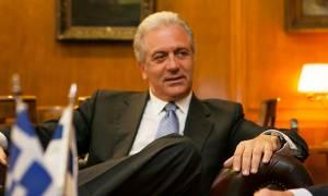 Ο Αβραμόπουλος απαντά στη Le Monde για αποβολή της Ελλάδας από το Σένγκεν