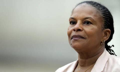 French Minister Christiane Taubira resigns amid terror row