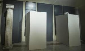 Αντιδράσεις για την κάλυψη των γυμνών αγαλμάτων κατά την επίσκεψη του Ιρανού Πρόεδρου στη Ρώμη
