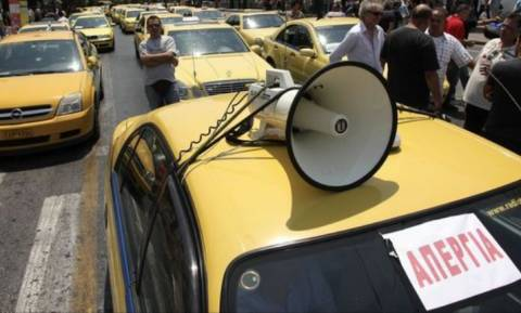 Στα «κάγκελα» και οι ταξιτζήδες - Δείτε πότε απεργούν