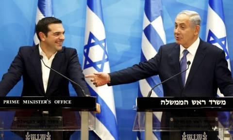 Σε εξέλιξη η συνάντηση Τσίπρα - Νετανιάχου στο Ισραήλ