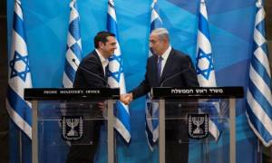 Ενέργεια, επενδύσεις και παλαιστινιακό στις συζητήσεις Τσίπρα - Νετανιάχου