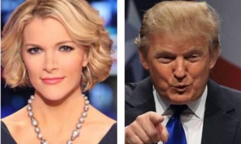 Τραμπ κατά παρουσιάστριας: «Είναι μια ανίκανη δημοσιογράφος»