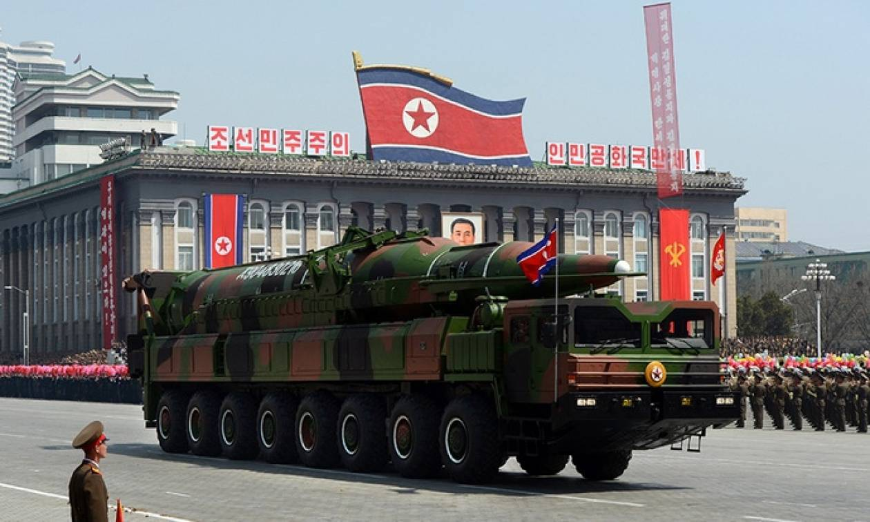 Η Ιαπωνία προειδοποιεί: Η Βόρεια Κορέα ετοιμάζει εκτόξευση πυραύλου μεγάλου βεληνεκούς