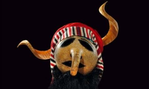 Μάσκες, από τη συλλογή του Γιώργη Μελίκη: Έκθεση από το ΜΙΕΤ στη Βίλα Καπαντζή