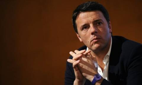 Ρέντσι: Υπάρχει κίνδυνος η Ευρώπη να χάσει τον εαυτό της και να μείνουν μόνο ερείπια σαν των Μάγια