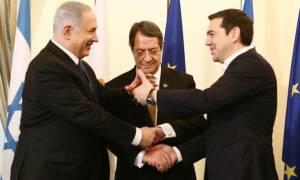 Τσίπρας: Ιστορική η τριμερής Σύνοδος Ελλάδας – Κύπρου – Ισραήλ
