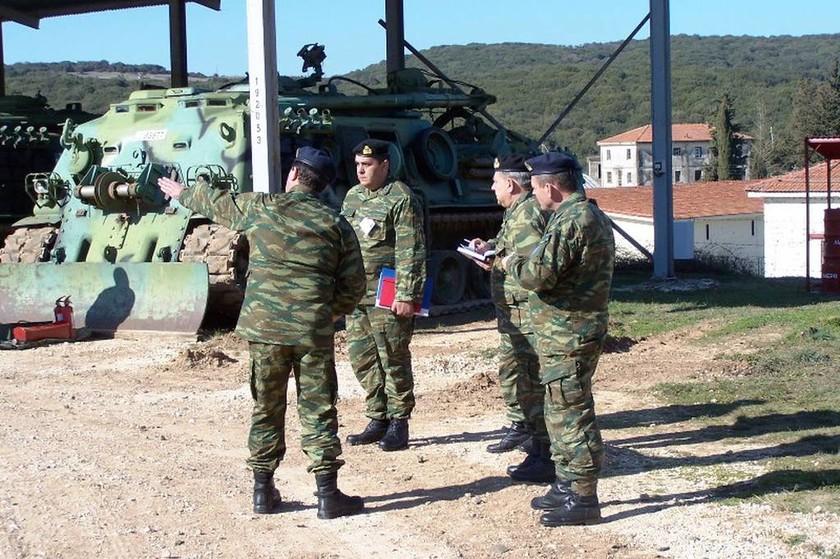 Επίσκεψη Γενικού Επιθεωρητή Στρατού στην ΠΕ/ 8ΗΣ και 9ΗΣ Μ/Π ΤΑΞ 9 (pics)