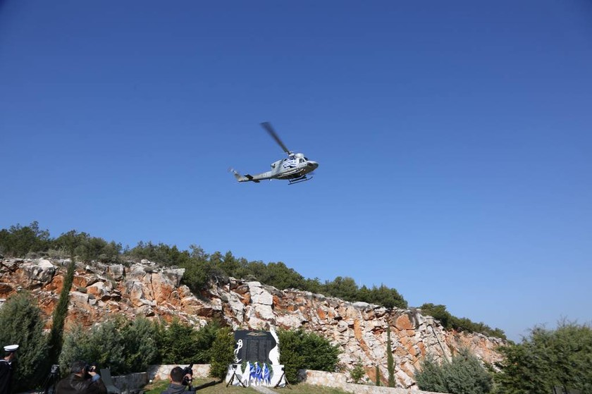 Ετήσιο Μνημόσυνο Πεσόντων Ναυτικής Αεροπορίας (pics)