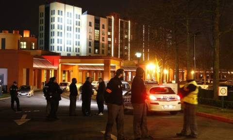 Συναγερμός στο Παρίσι: Ένοπλος σε ξενοδοχείο της Disneyland