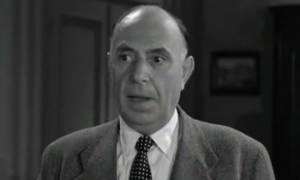 Σαν σήμερα το 1975 πέθανε ο ηθοποιός Ορέστης Μακρής