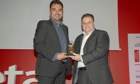 Τιμητική διάκριση για το κατάστημα Media Markt Αμαρουσίου στα Retail Business Awards 2015