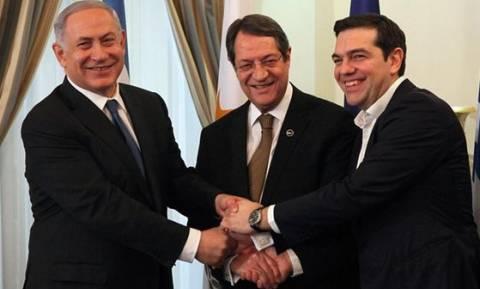 Μελέτη για αγωγό φυσικού αερίου από Ισραήλ - Κύπρο, μέσω Ελλάδος, στην Ευρώπη