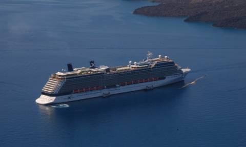 Aύξηση των αφίξεων κρουαζιεροπλοίων στα ελληνικά λιμάνια