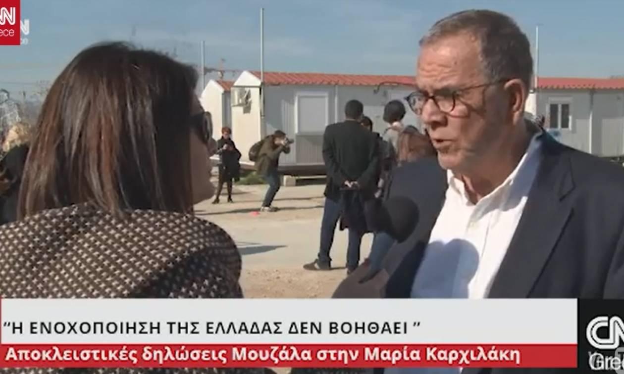 Αποκλειστικό Cnn.gr: Τι αποκαλύπτουν Μουζάλας και Καμίνης για το προσφυγικό