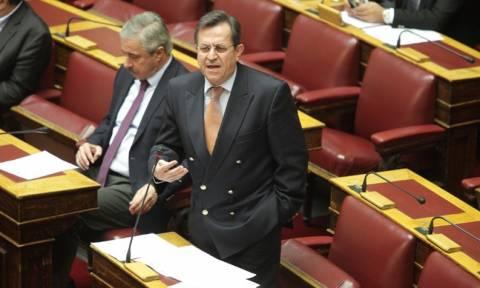 Νικολόπουλος: Ερώτηση στη Βουλή για την «Ισορροπία του Nash»