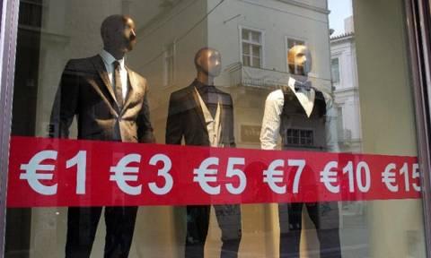 ΕΛΣΤΑΤ: Μείωση 5,5% στο λιανικό τζίρο το Νοέμβριο