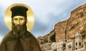Στο Αγιολόγιο της Εκκλησίας ο Άγιος Ιωάννης ο Χοζεβίτης