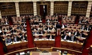 Βουλή: Καυγάς στην τροπολογία για την Επιτροπή Ανταγωνισμού