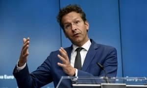 Ντάισελμπλουμ: Ξεκινάει η αξιολόγηση του ελληνικού προγράμματος - Θα διαρκέσει αρκετές εβδομάδες
