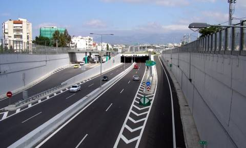 Κυκλοφοριακές ρυθμίσεις στην Αττική οδό
