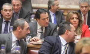 Βουλή: Άγρια αντιπαράθεση μεταξύ Άδωνι - Μπαλαούρα για την 17Ν