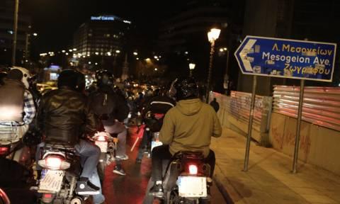 Επίθεση αντιεξουσιαστών στο συγκρότημα ΔΟΛ (photos&video)