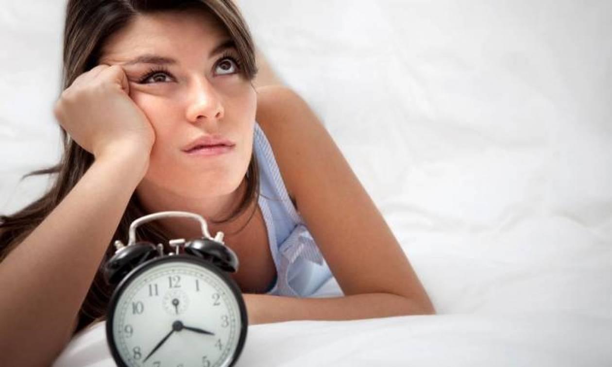 Αϋπνία «τέλος» με αυτούς τους 6 απλούς τρόπους! (vid)