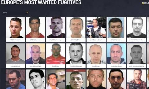 Αυτοί είναι οι πιο επικίνδυνοι καταζητούμενοι εγκληματίες της Ευρώπης (vid)