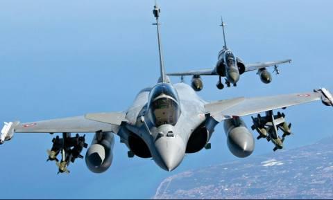 Συρία: Τουλάχιστον 10 άμαχοι νεκροί από αεροπορικές επιδρομές