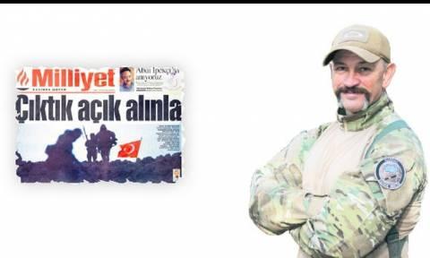 Ίμια: Δείτε τι αποκαλύπτει Τούρκος συνταγματάρχης σε εφημερίδα
