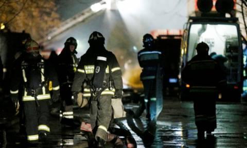 Τεράστια πυρκαγιά στην ανατολική Μόσχα - Τουλάχιστον 12 νεκροί (Vid)