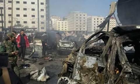 Σοκαριστικές εικόνες: Τουλάχιστον 60 οι νεκροί από το μακελειό στη Δαμασκό (vid)