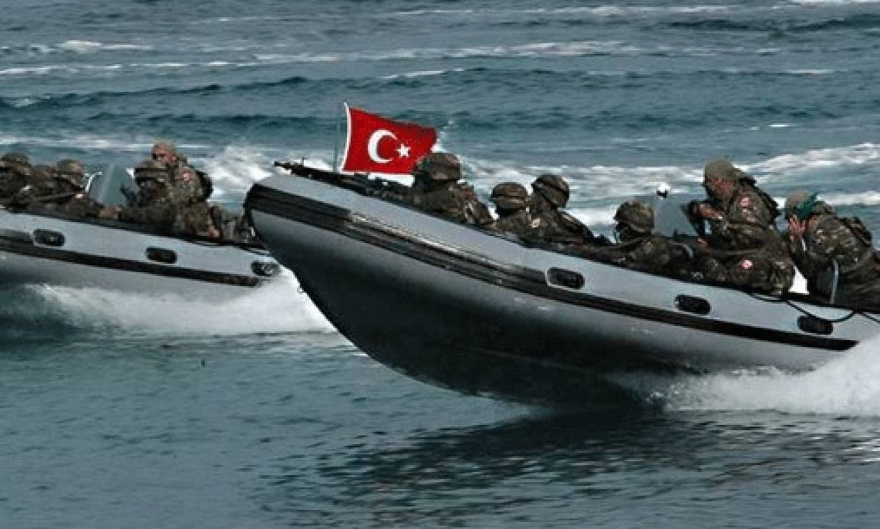 Ίμια: Τι απέγιναν οι Τούρκοι κομάντος που ανέβηκαν στη βραχονησίδα (vid)