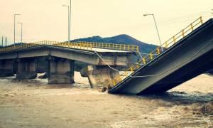 Καλαμπάκα: Κηρύχθηκε σε κατάσταση εκτάκτου ανάγκης (pics)