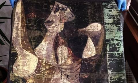 Hurriyet: Κλεμμένος πίνακος του Πικάσο βρέθηκε στην Κωνσταντινούπολη