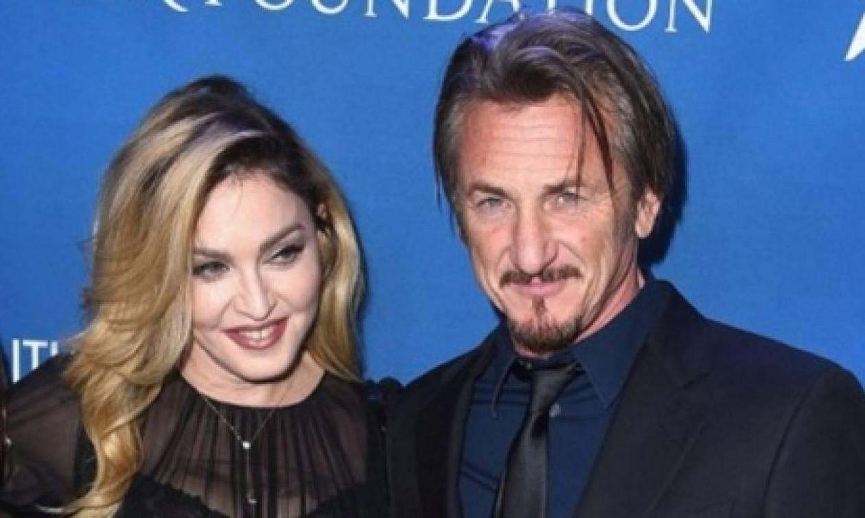 O Sean Penn κεράτωσε την Madonna με μία άλλη πρώην σύντροφό του