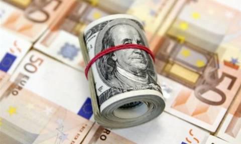 Συνάλλαγμα: Eνίσχυση του ευρώ έναντι του δολαρίου