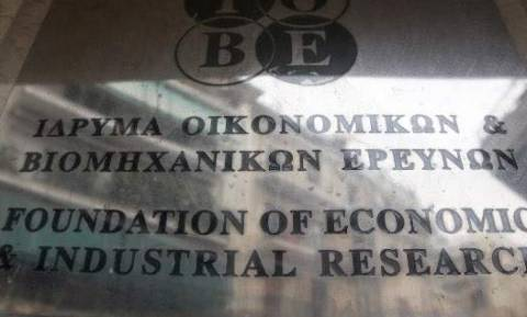 IOBE: Βελτίωση σε όλους τους επιχειρηματικούς τομείς τον Ιανουάριο